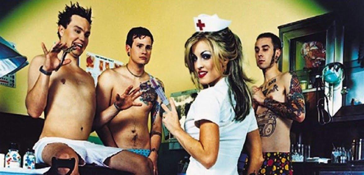 nudo punk adolescenza