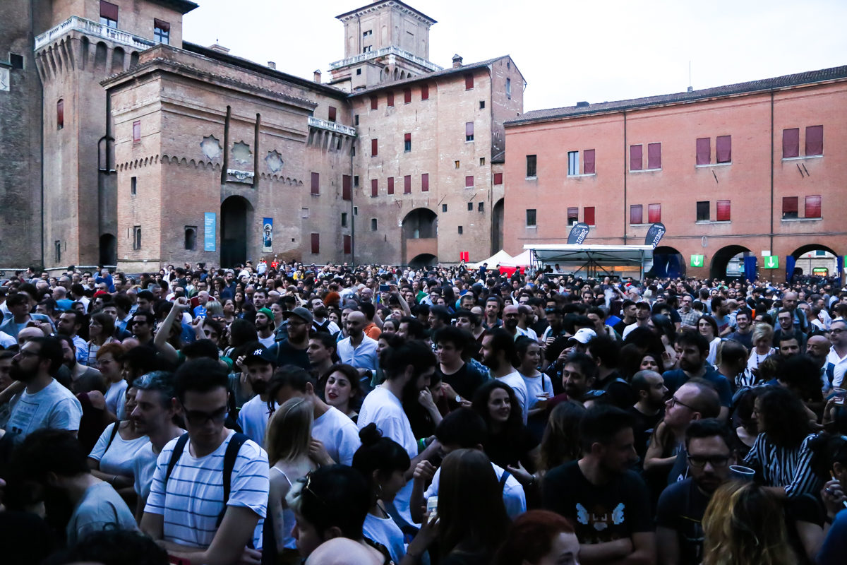 LCD Soundsystem Ferrara