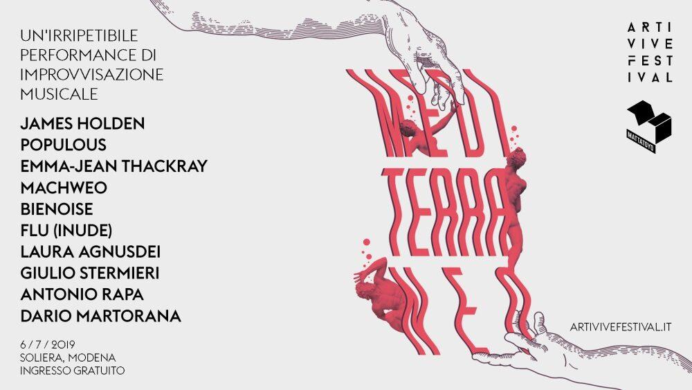 Arti Vive Festival 2019 MEDITERRANEO