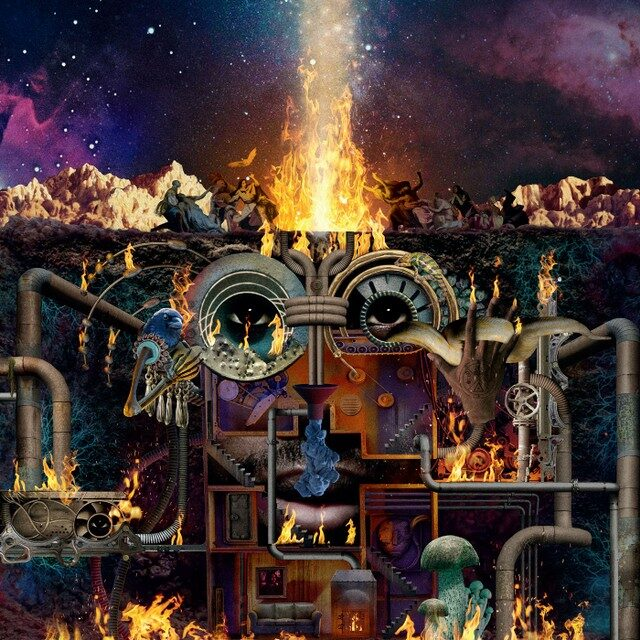 flying lotus fire is coming