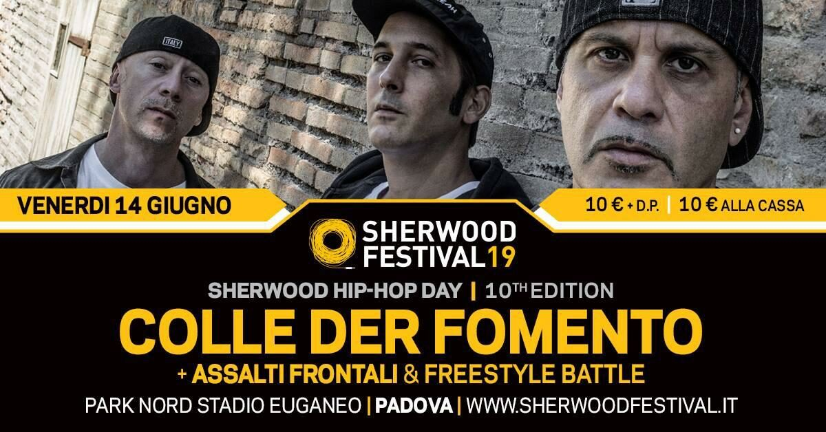colle der fomento sherwood