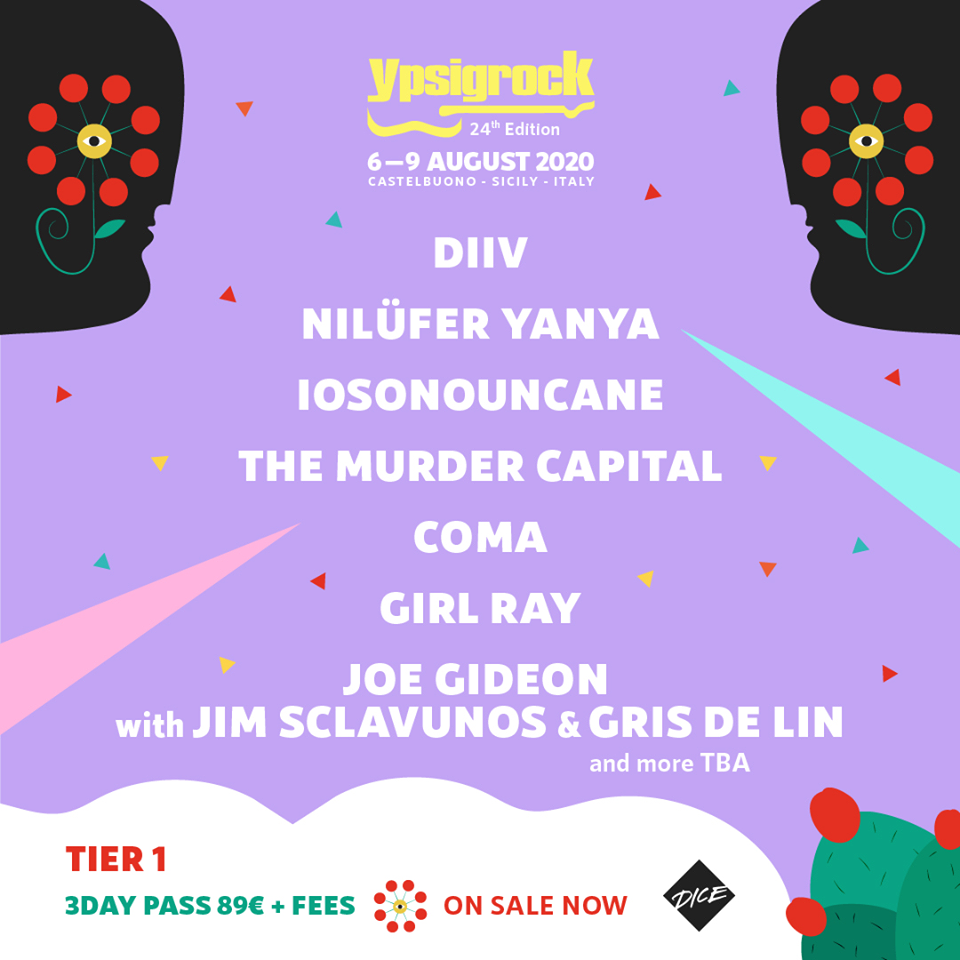 ypsigrock_2020_lineup
